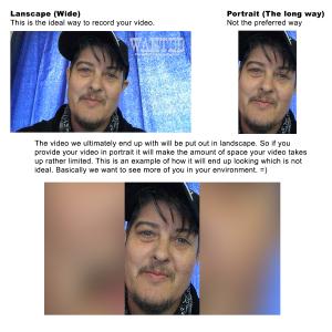 Landscape/Portrait Explained